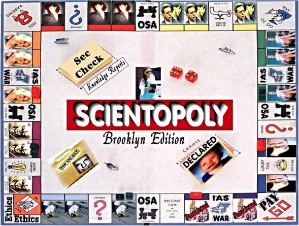 Blog 4 Monopoly Scientopoly
