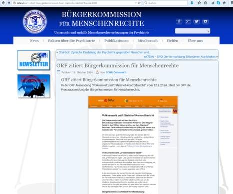 Blog 27 CCHR - ORF