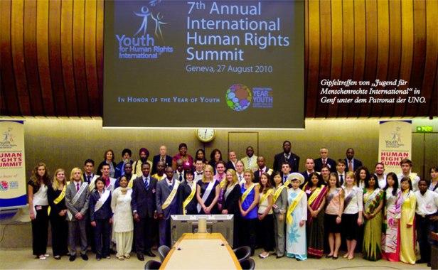 Blog 27 Jugend für Menschenrechte Summit
