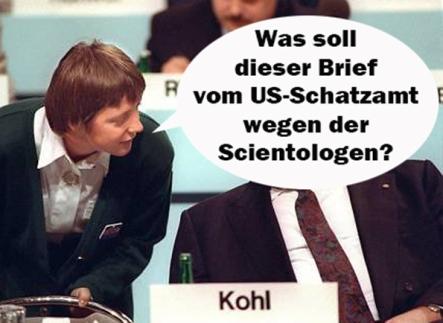 Blog Leak Angela Merkel