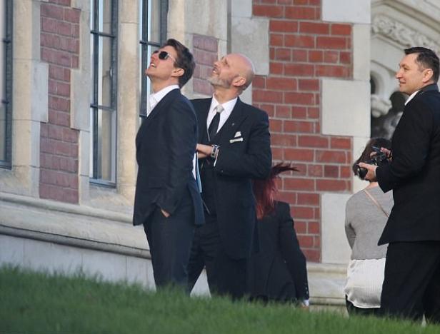 3 Tom Cruise in Aukland