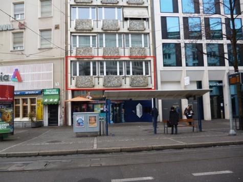 Blog Basel Claraplatz Quelle Der Spaziergänger