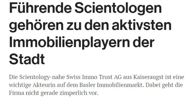Blog Basel TagesWoche