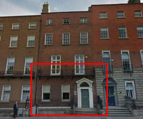 Blog Dublin National Affairs Office at 4 Merrion Square in Dublin