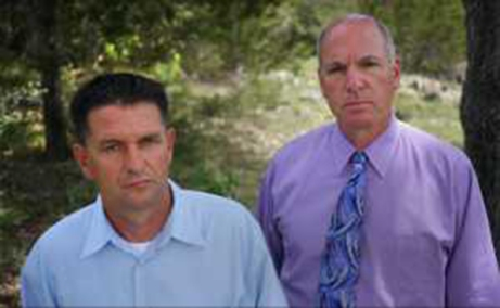 Greg Arnold und Paul Marrick
