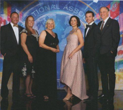 Patron - Jason & Sandy Kleiman, Dusti Woodbury, Valeria Busciolano & Leo Oriolo, Don Davis 50.000