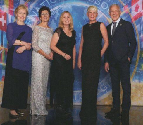 Patron Meritorious - Regina Ploner, Paula Shapiro, Valerie Margo, Lia Quarti & Angelo Civera 250.000