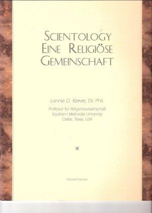 Blog Geheimdienst 12 2 Lonnie-D.-Kliever-Scientology-Eine-religiöse-Gemeinschaft