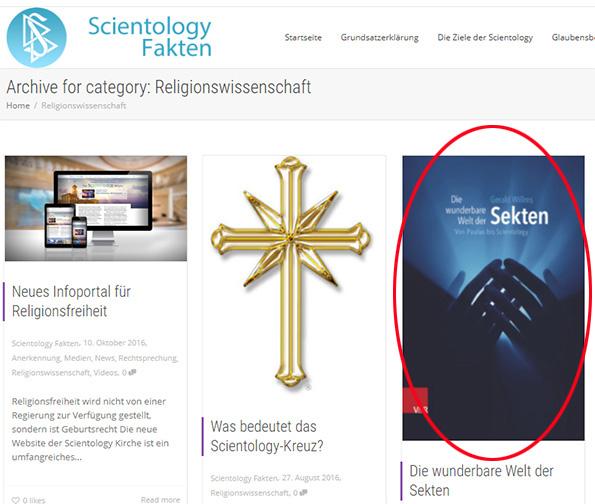 Blog Geheimdienst 12 Scientology-Fakten Willms