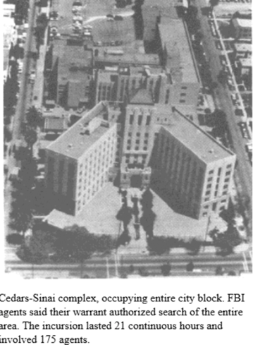 Blog Geheimdienst 5 cedars_sinai_complex_-_site_of_fbi_raid_on_scientology