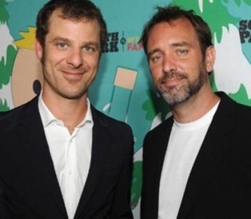 Blog Geheimdienst 8 Trey Parker and Matt Stone
