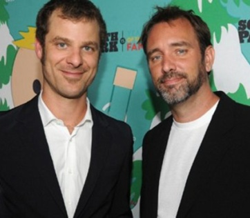 Blog Geheimdienst 8 Trey Parker and Matt Stone