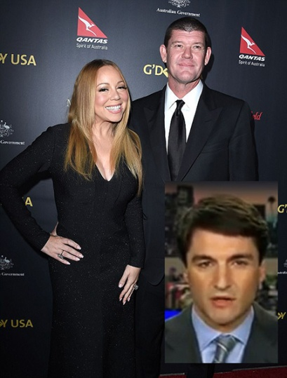 Blog Whats going on 3 Mariah Carey James Packer Tommy Davis