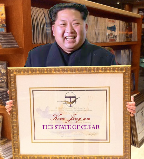 What's going on Kim Jong-un Clear