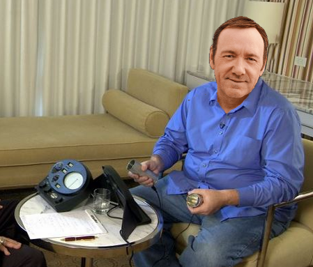 What's going on 13 Kevin Spacey