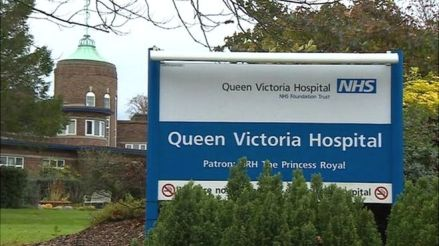 What's going on 13 Queen Victoria Hospital BBC