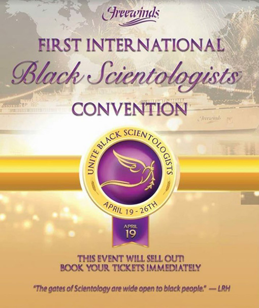 What's going on 17 Black Convention