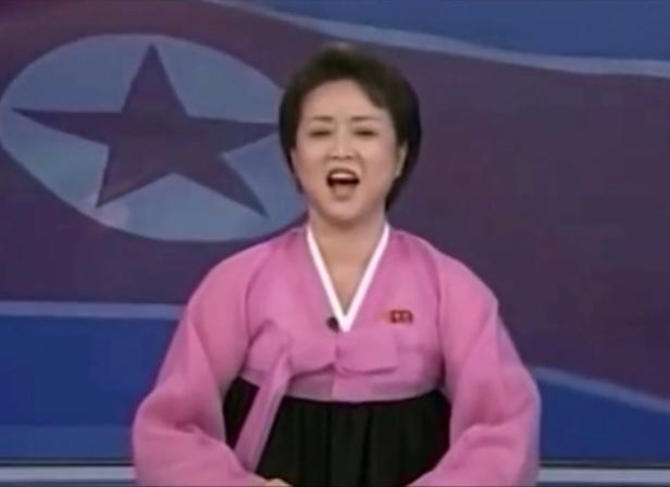 What's going on 22 Nordkorea TV