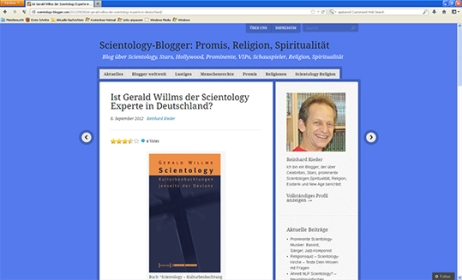 03 20032014 Scientology-Blogger Gerald Willms